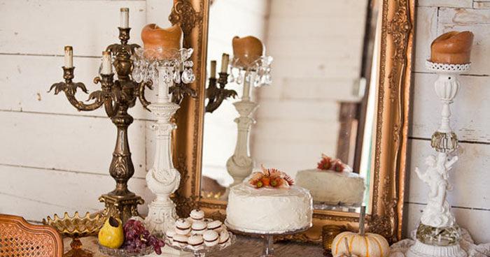 10 elementos para decorar bodas en Otoño