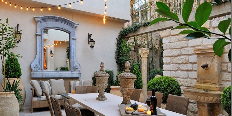 10 Ideas para decorar tu terraza