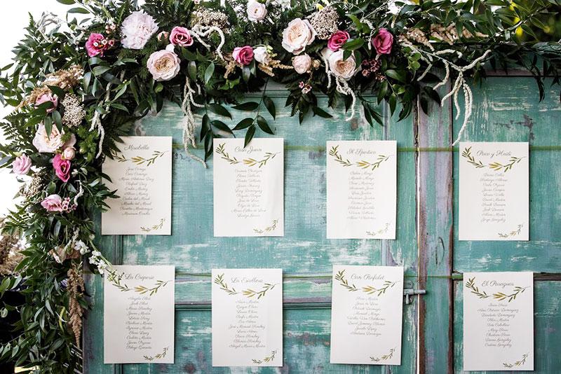 9 tendencias en bodas 2018