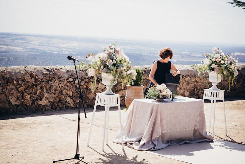 La boda de Ines y JeanFrançois en Finca Najaraya