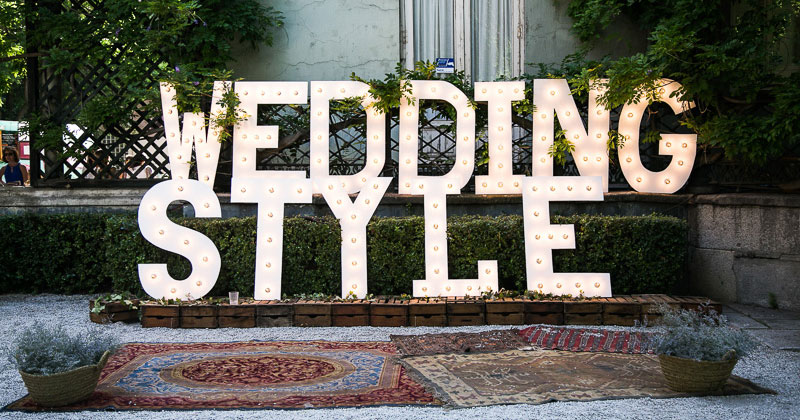 The Wedding Experience: Wedding Style Festival