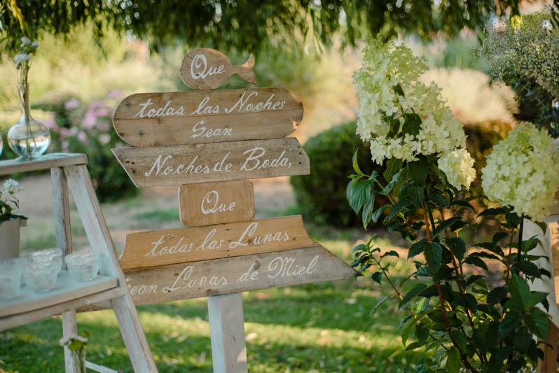 Tu decoración Original welcome corner cartel