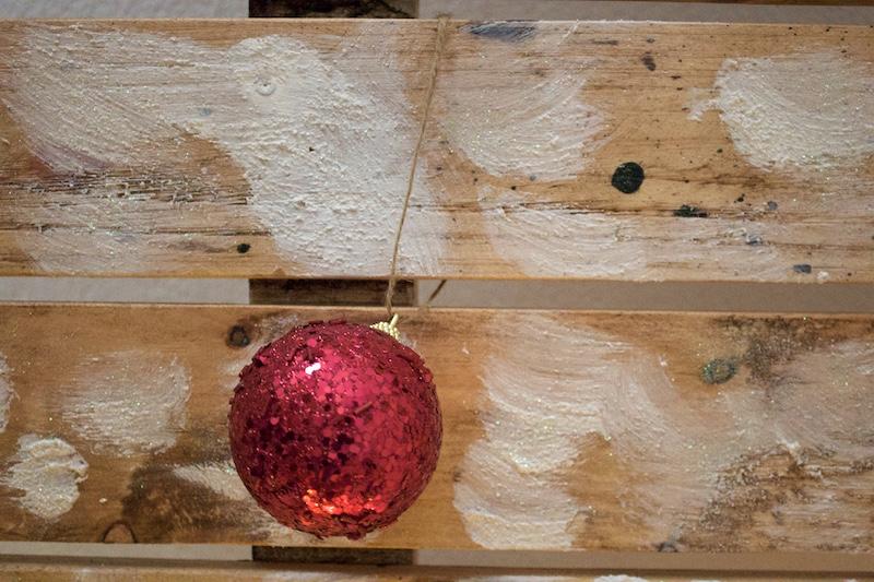 arbol de navidad de palet