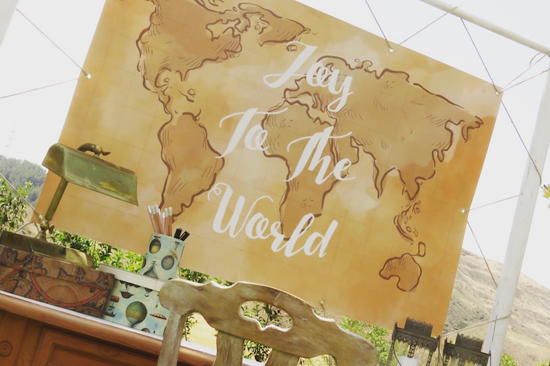 boda vuelta al mundo