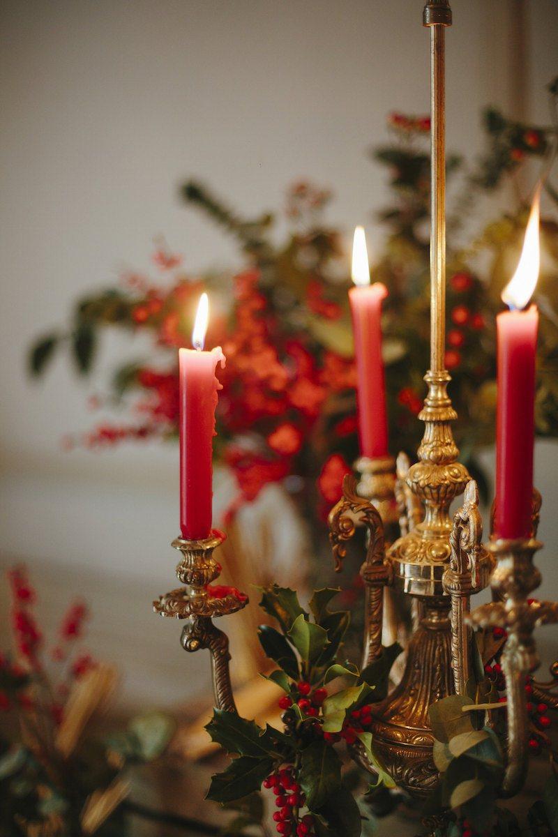 bodas en Navidad