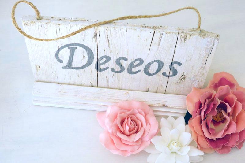 cartel de deseos