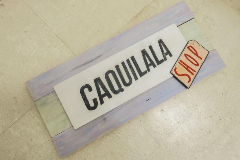 Logotipo Caquilala Shop