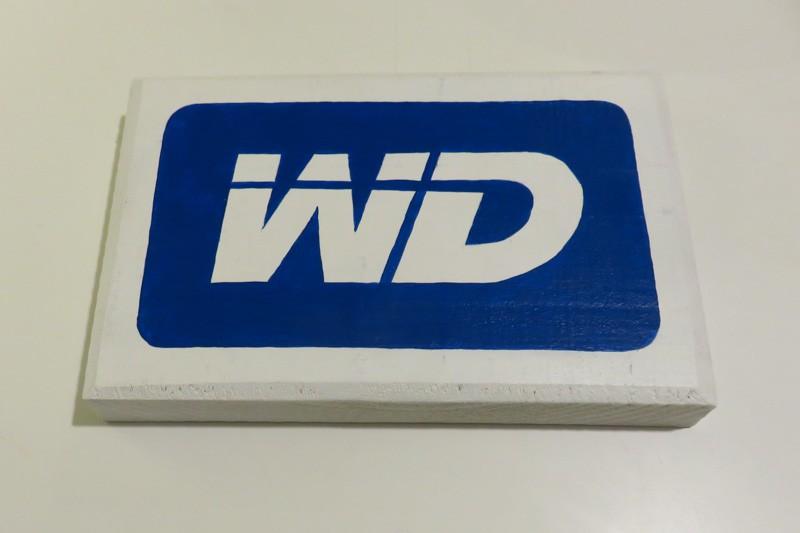 Logotipo WD