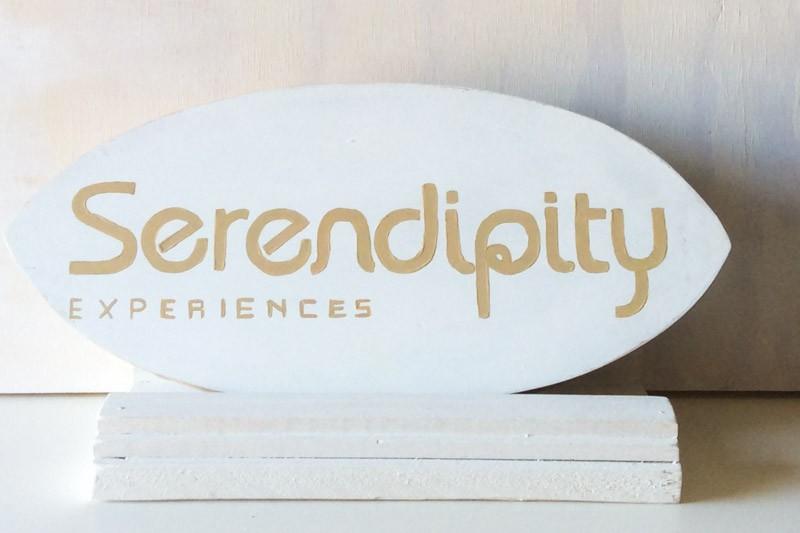 Logotipo Serendipity