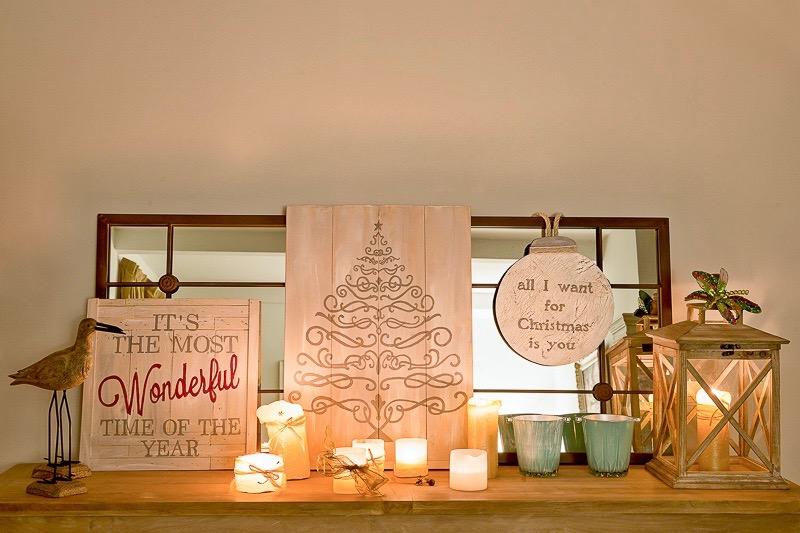 carteles navideños