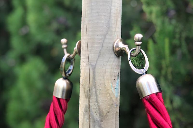 catenarias de madera