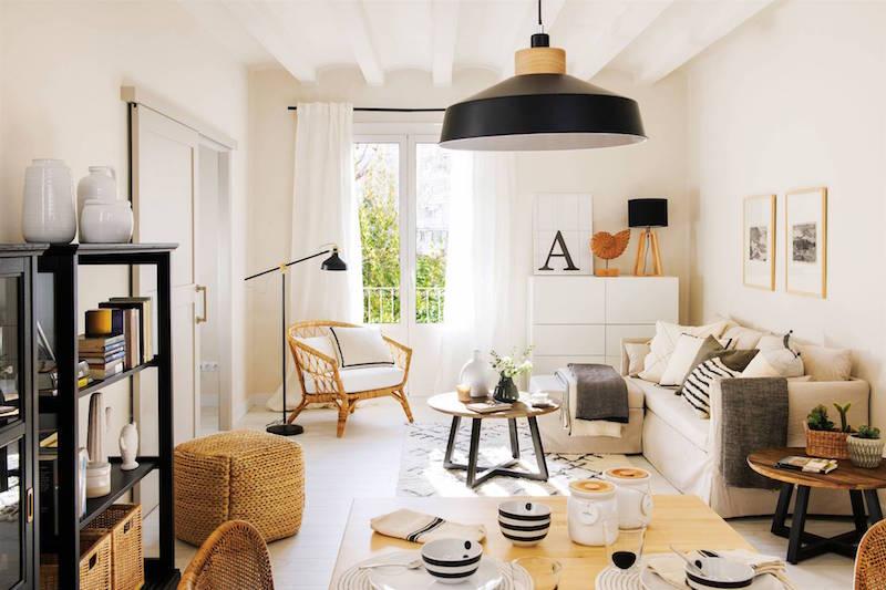 consejos para decorar tus hogar de forma sostenible