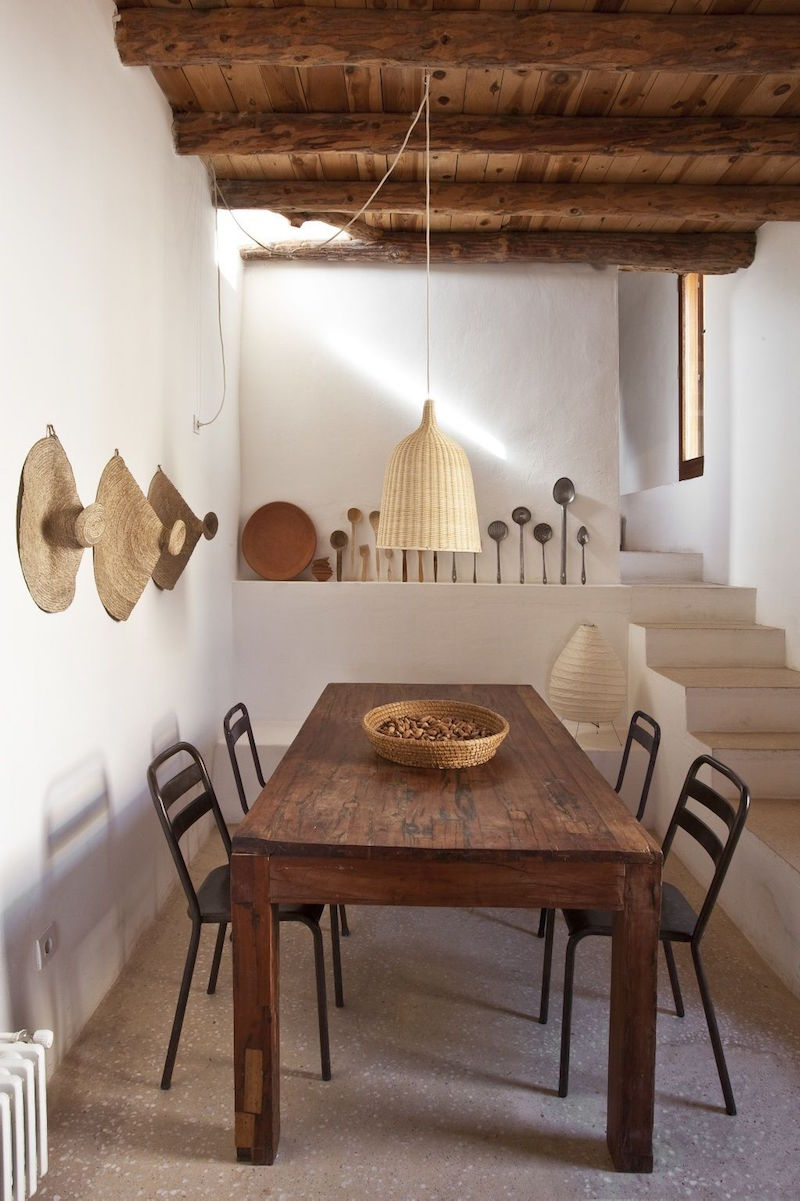 decoración casas de campo