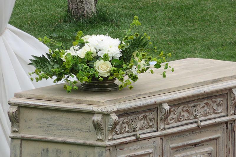 Tu Decoración Original decoración boda civil