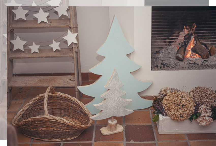 decoracion-chimenea-navidad-arbol-estrellas-tu-decoracion-original