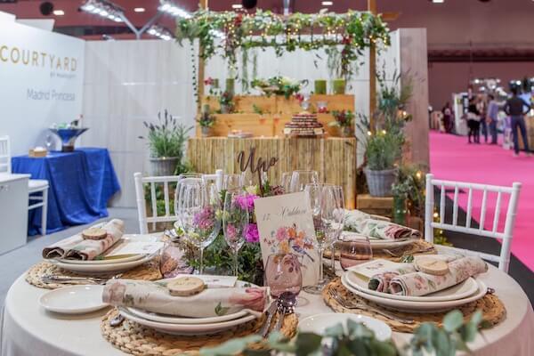 decoracion de muebles en eventos