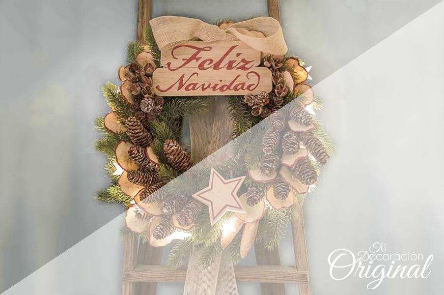 Decoracion original navidad haz tu estrella de papel y - Decoracion original hogar ...