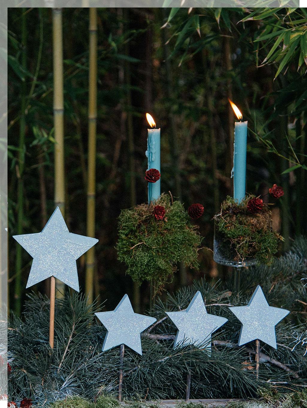 Tu Decoración Original En el país de los cuentos de la navidad