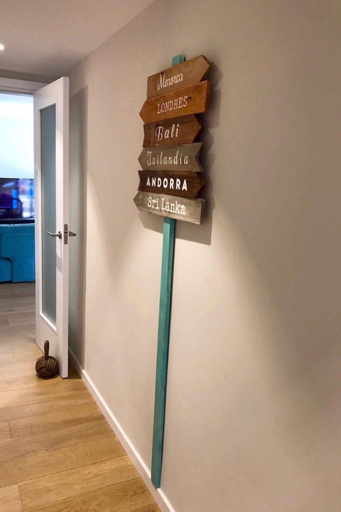 flechas de madera artesanales