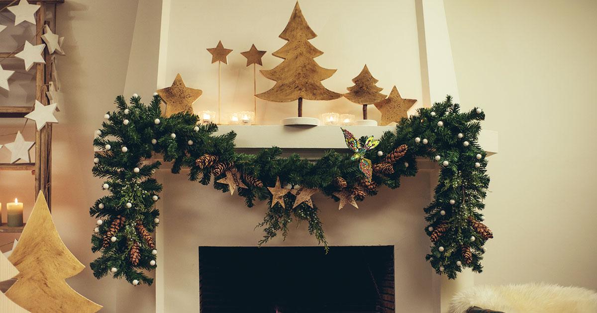 Ideas originales para tus mesas de navidad