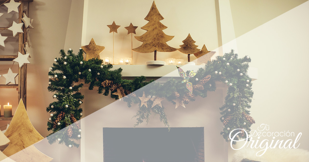 Ideas originales para tus mesas de navidad tu decoraci n - Decoracion navidad original ...
