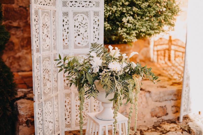La boda de Natalia e Ivan en Los Claustros de Ayllon