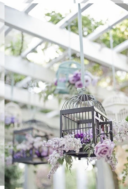 Color lila para decorar