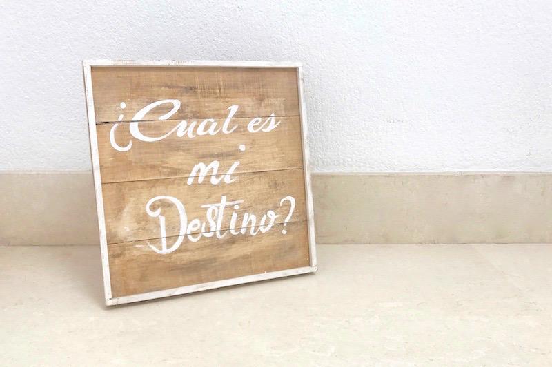 Los 10 mejores carteles para bodas en alquiler