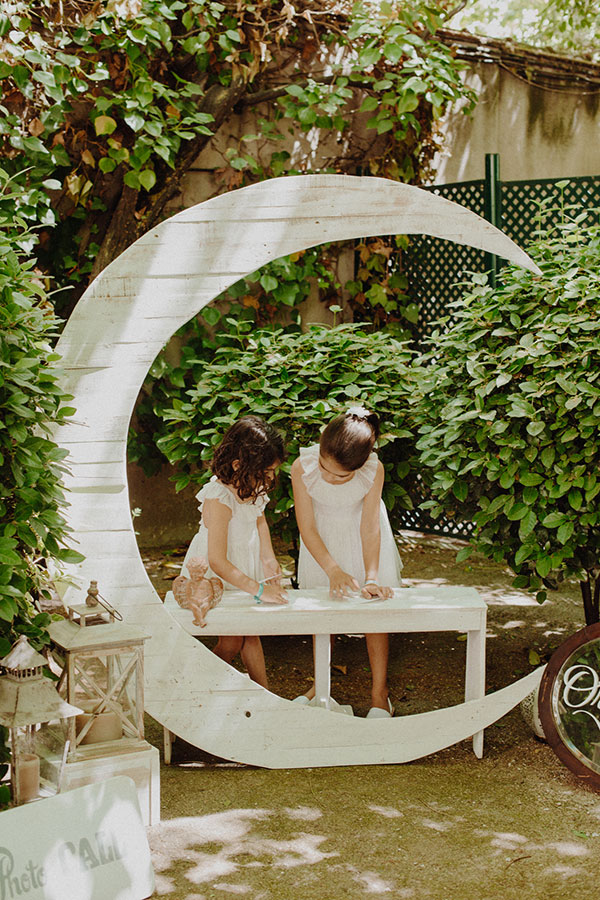 Tu Decoración Original luna photocall
