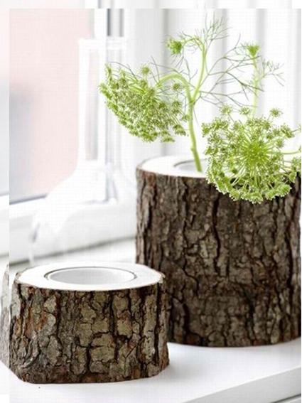 madera-flores-jarron-tu-decoracion-original