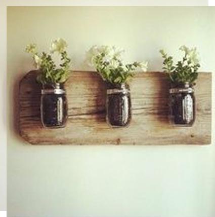 madera-flores-jarrones-tu-decoracion-original