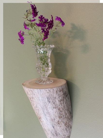 madera-flores-tronco-pared-tu-decoracion-original