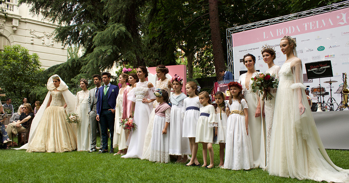 """Nuestro paso por """"La boda Telva"""""""