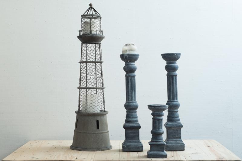 Portavelas de hierro candelabro de hierro forjado a - Portavelas de hierro ...
