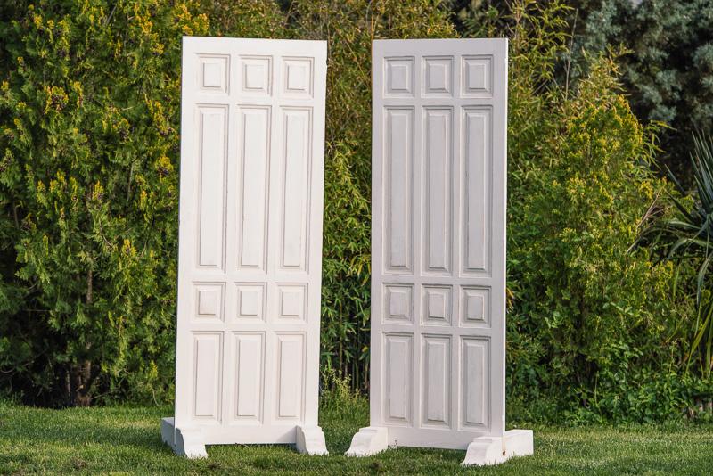 Puertas photocall