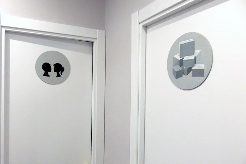 señaletica para puertas
