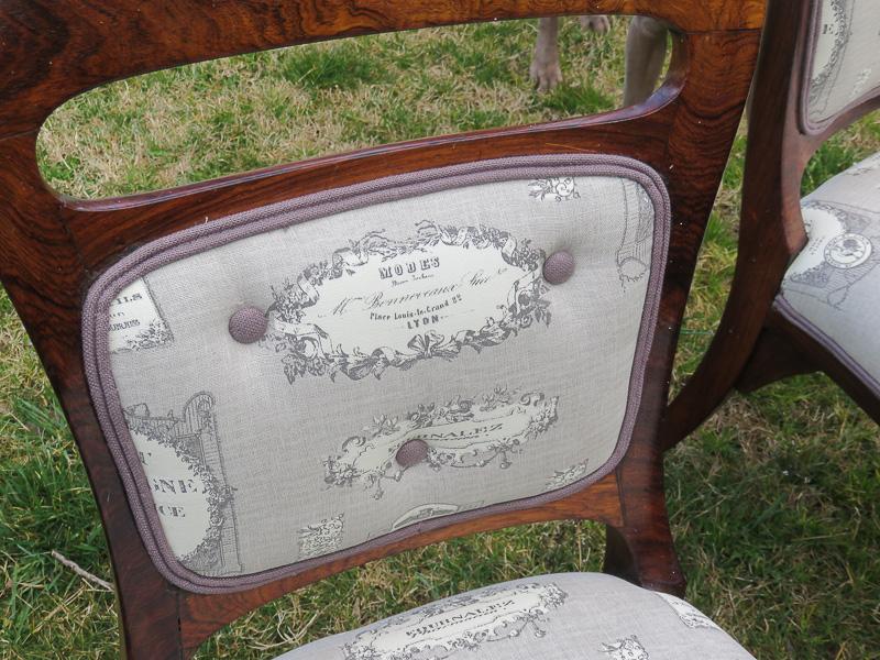 sillas antiguas eventos