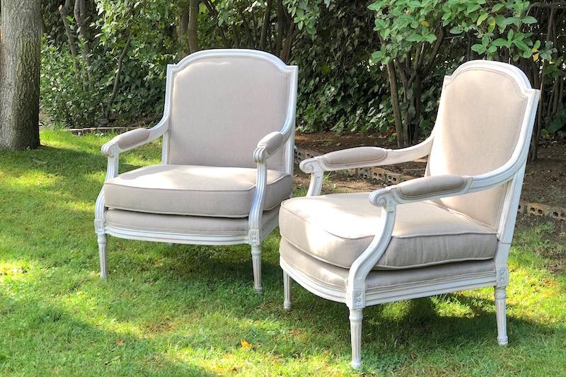 sillón y butacas clásicas para eventos