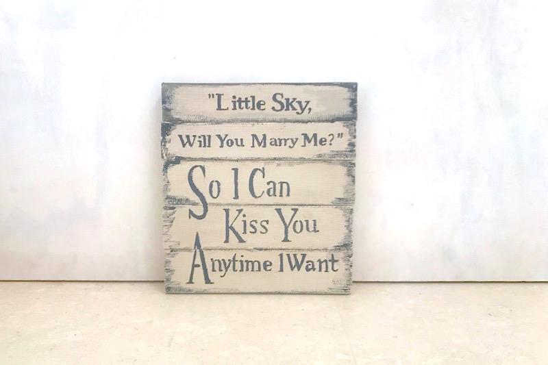 sorpresa romantica