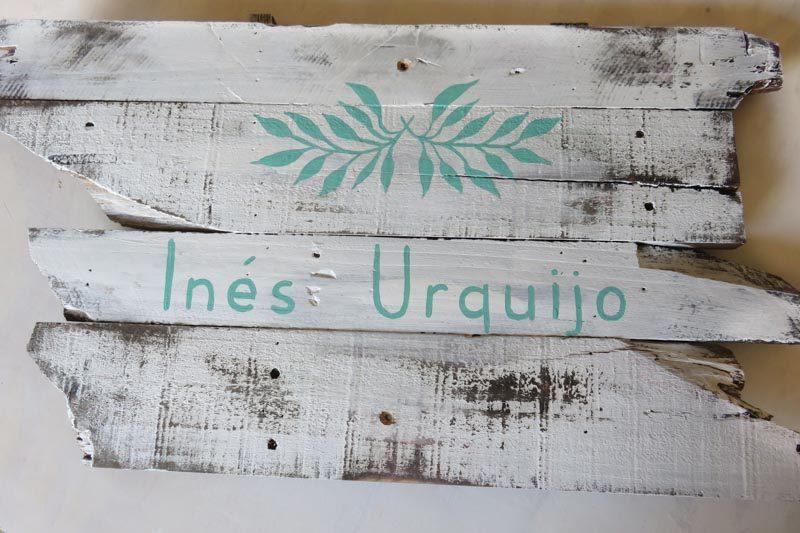 Logotipo Inés Urquijo