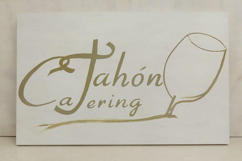 Logotipo Tahon Catering