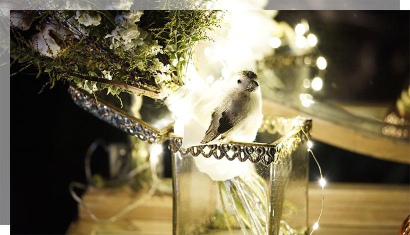 Un soplo mágico ilumina la Navidad