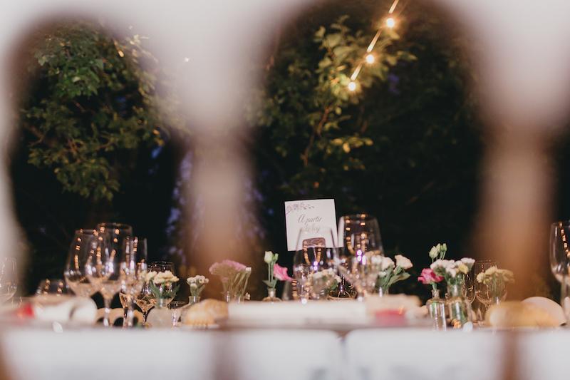 Una boda para recordar en Palacio el Rincón