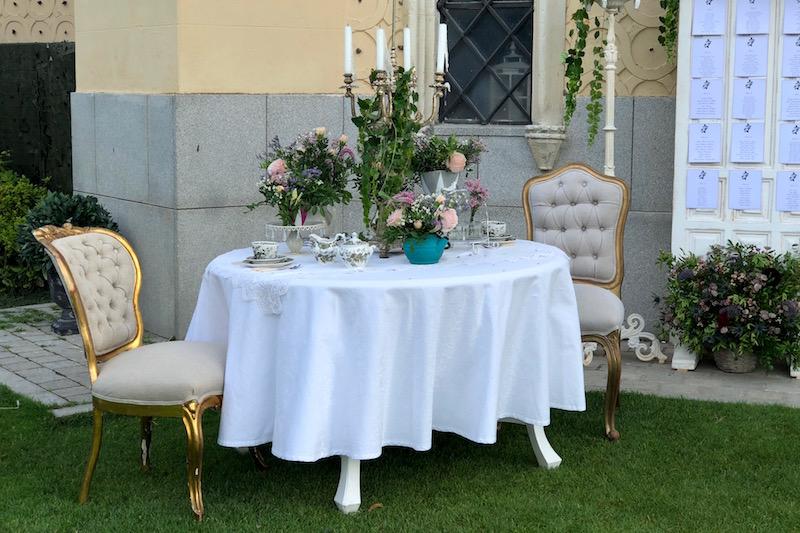 una bonita boda en castillo soto de viñuelas
