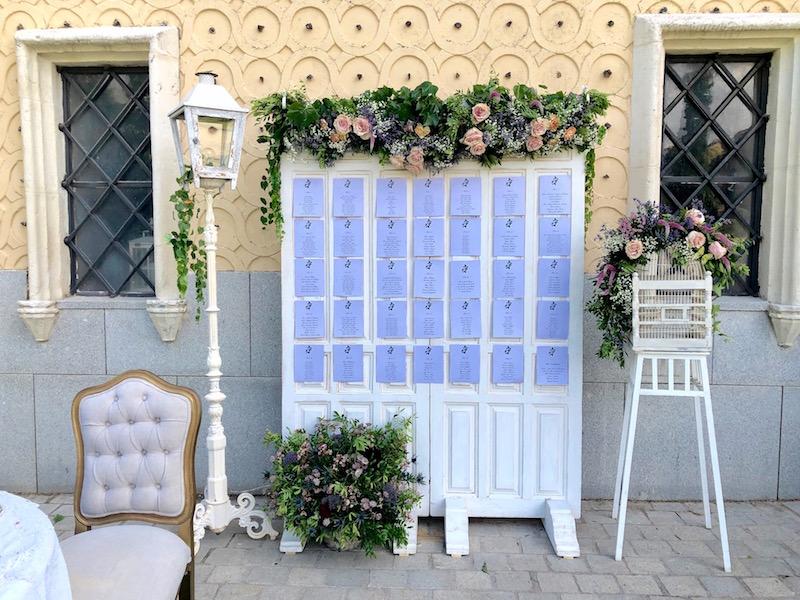 una bonita boda en castillo de viñuelas